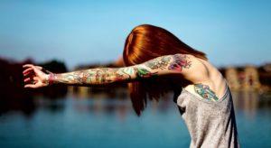 kit de tatouage temporaire