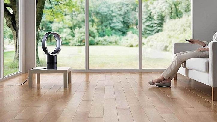 meilleur ventilateur sans pale