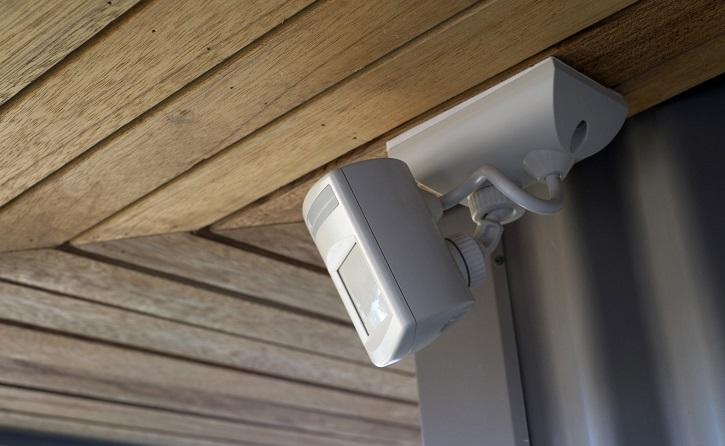 meilleur détecteur de mouvement extérieur