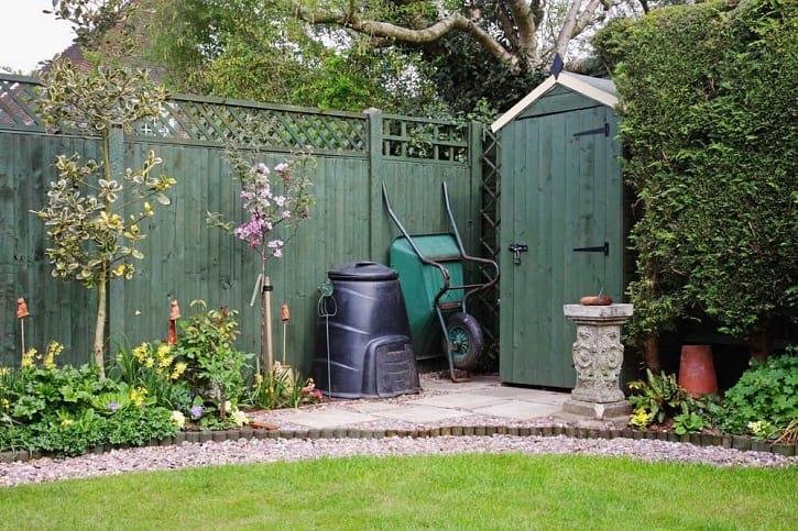 composteur de jardin