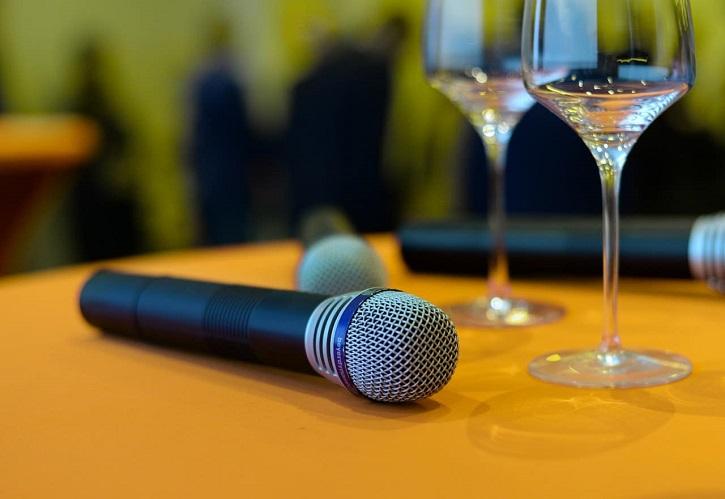 microphone sans fils