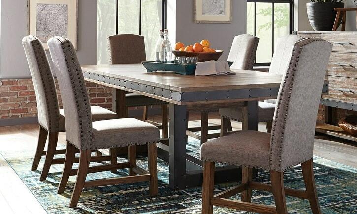 chaise salle à manger très confortable