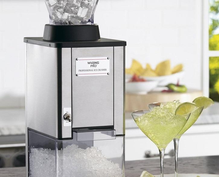 machine à glace pilée professionnelle