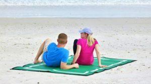 meilleur tapis de plage