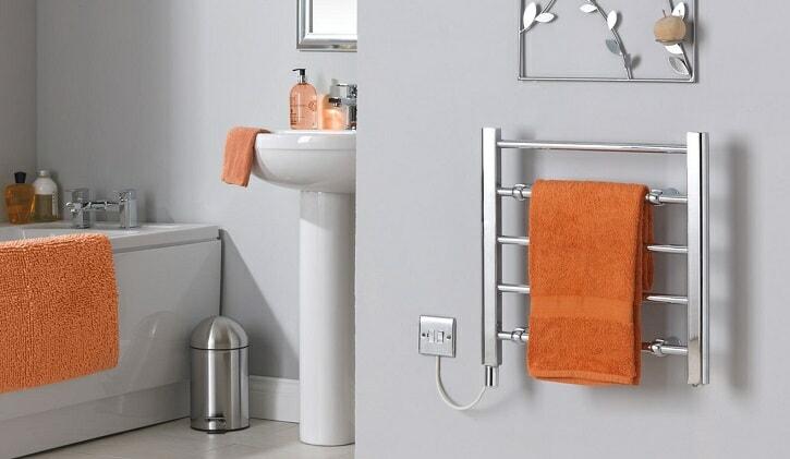 sèche serviette électrique sur pied