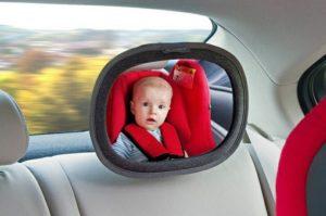 meilleur miroir voiture bébé